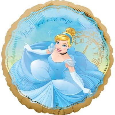 Balão Princesa Cinderela