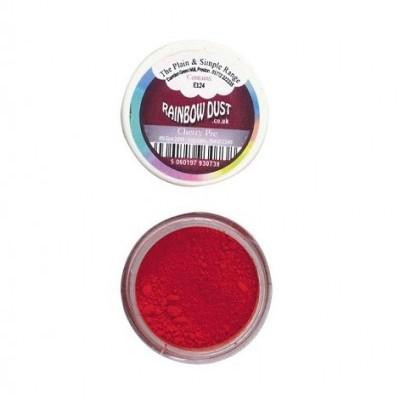 Corante em pó - vermelho cereja