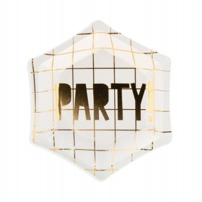 "6 Pratos ""Party"""