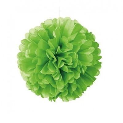 1 x Pompom Verde lima