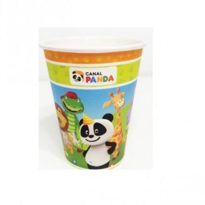 Copos Canal Panda
