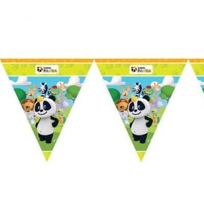 Grinalda Bandeiras Canal Panda