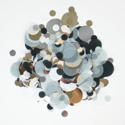Confettis powder prata
