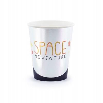 6 copos espaço