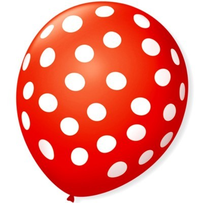 Balões Bolinhas 12