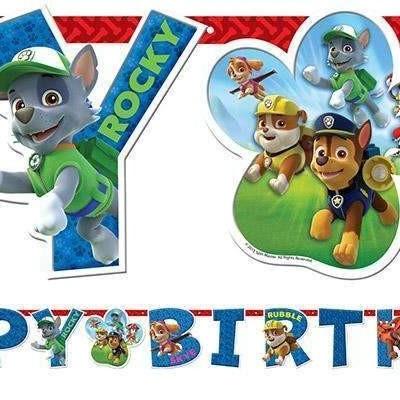 Grinalda patrulha pata Happy Birthday