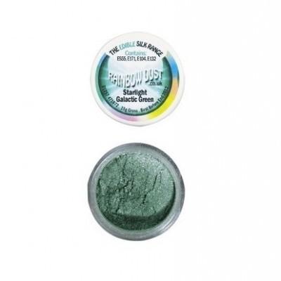 Corante em pó - verde galáctico