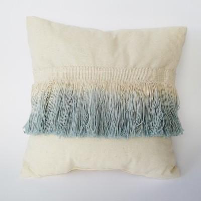 Almofada franja azul