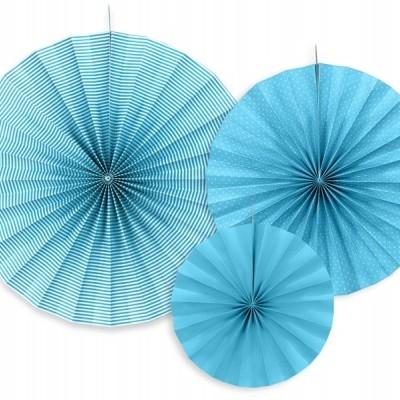Rosetas mix Azul