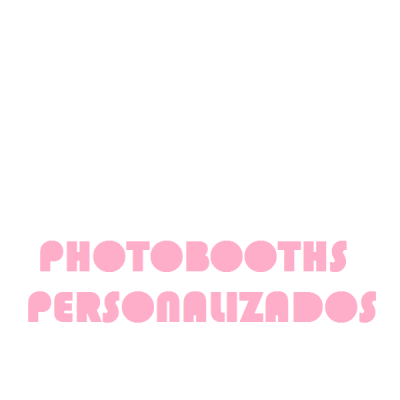 Photo booths personalizados!