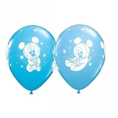Balão Mickey bebé