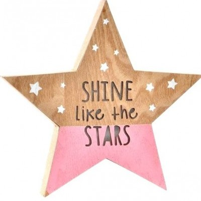 """Estrela """"Shine like a stars"""""""