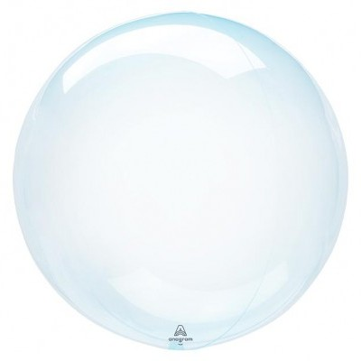 Balão CRYSTAL CLEARZ  azul