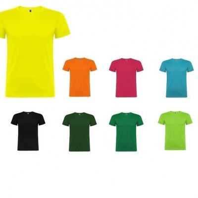 T-shirts color party