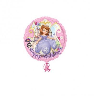Balão foil princesa sofia
