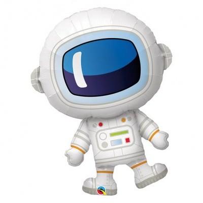 Balão foil Astronauta