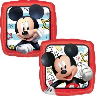 Balão 2 faces Mickey