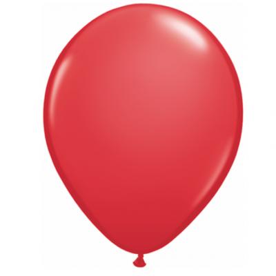 "Balão latex 12""  vermelho"