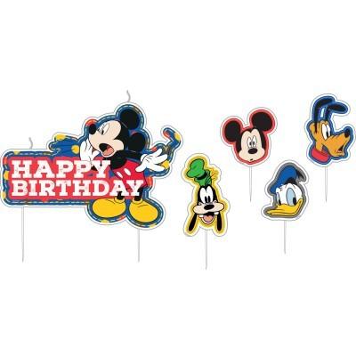 Velas Mickey