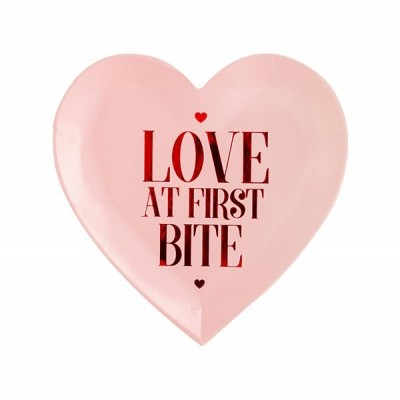 Prato coração