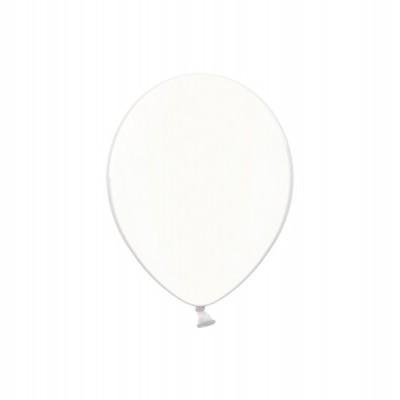 Balão latex 12cm transparente