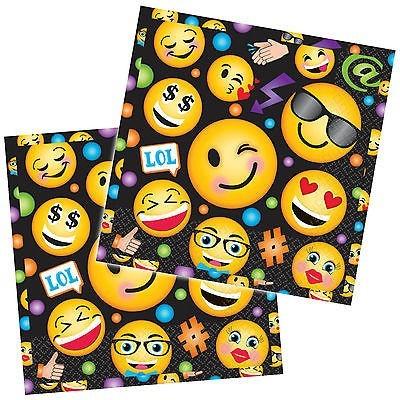 Guardanapos emoji
