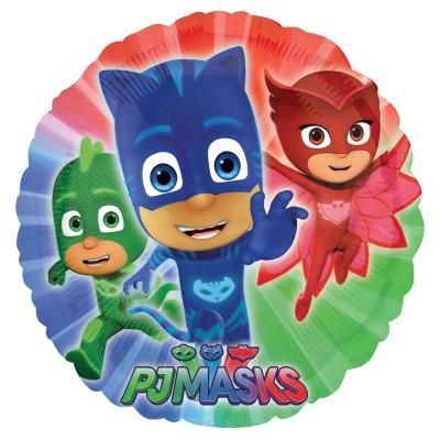 Balão foil Pj masks