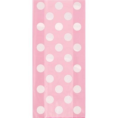 20 sacos de oferta bolas rosa bebé