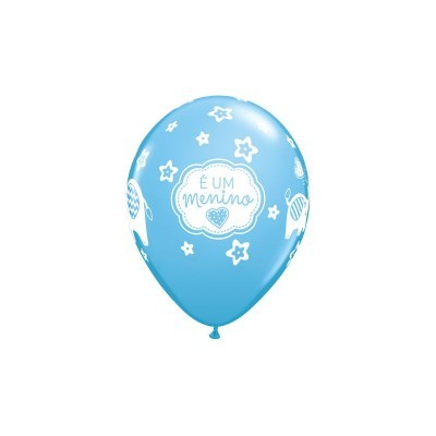 Balão é um menino
