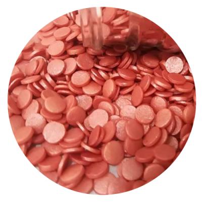 Confetti vermelho 55g
