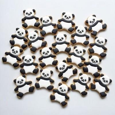 Cortador de bolachas  Urso / Panda