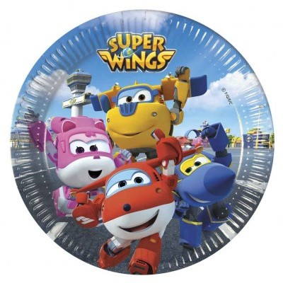 Pratos superwings