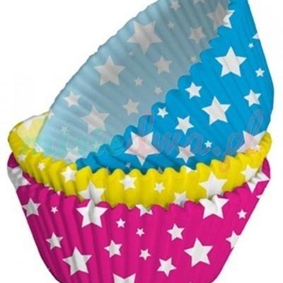 formas cupcake estrelas