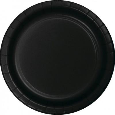 16 Pratos pretos