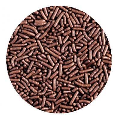 Granulado de chocolate de leite