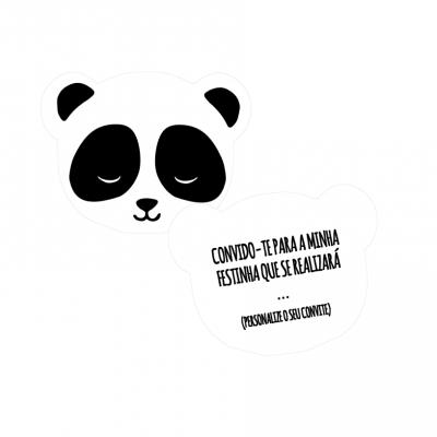 Convite panda