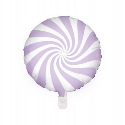 Balãol candy lilás 45cm