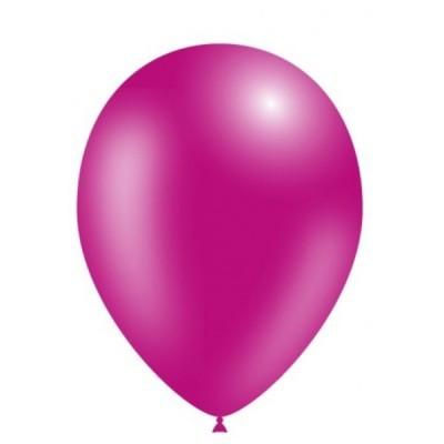 Balão fushia metalizado