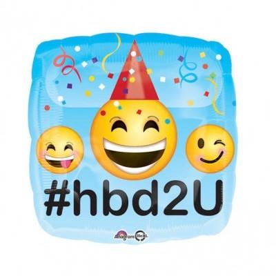 Balão foil Emoji