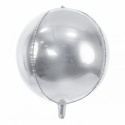 Balão Foil Bola Prata