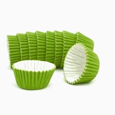 Formas cupcake alface x100