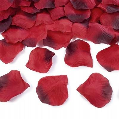 Pétalas vermelhas