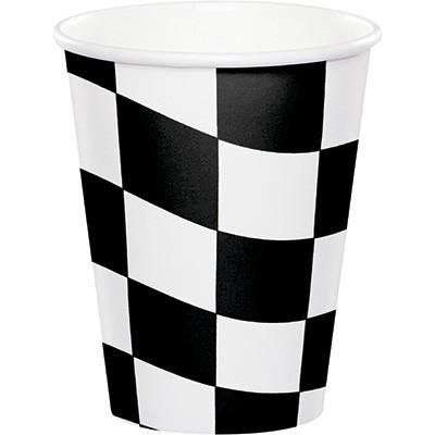 8 Copos padrão race