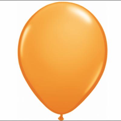 """Balão latex 12""""  laranja"""