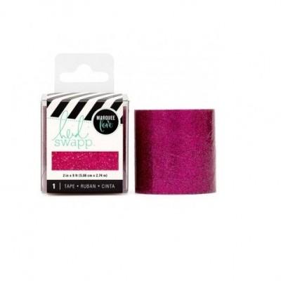 Fita rosa com Glitter by Heidi Swapp
