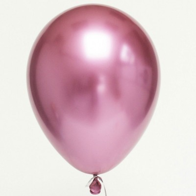 Balão chrome Rosa