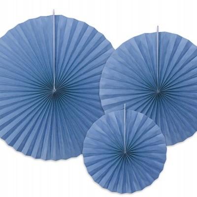 Rosetas Azul cobalto