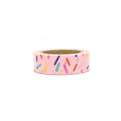Washi tape donut