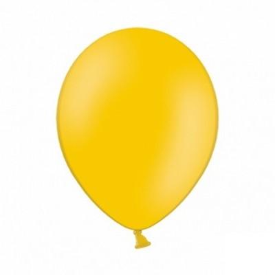 Balão latex 30cm  Amarelo Torrado