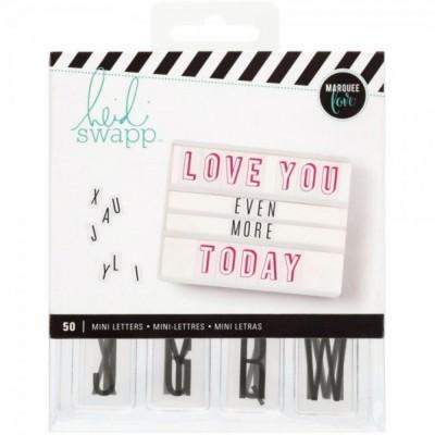 Letras para Light Box by Heidi Swapp
